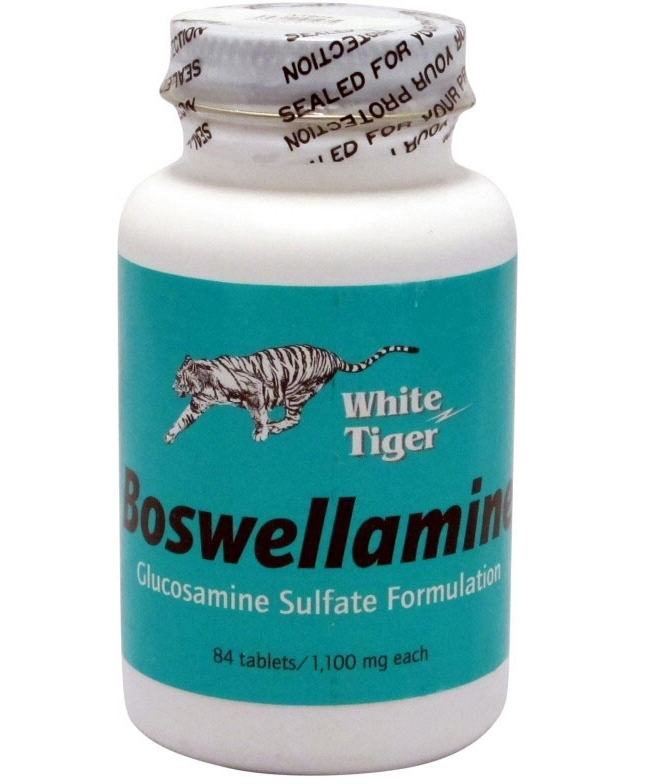 Boswellamine 84 count 1.1 grams