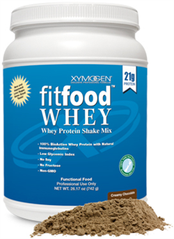 Fit Food Whey 14 servings 1 can Chocolate